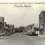 Main Street (b/w)